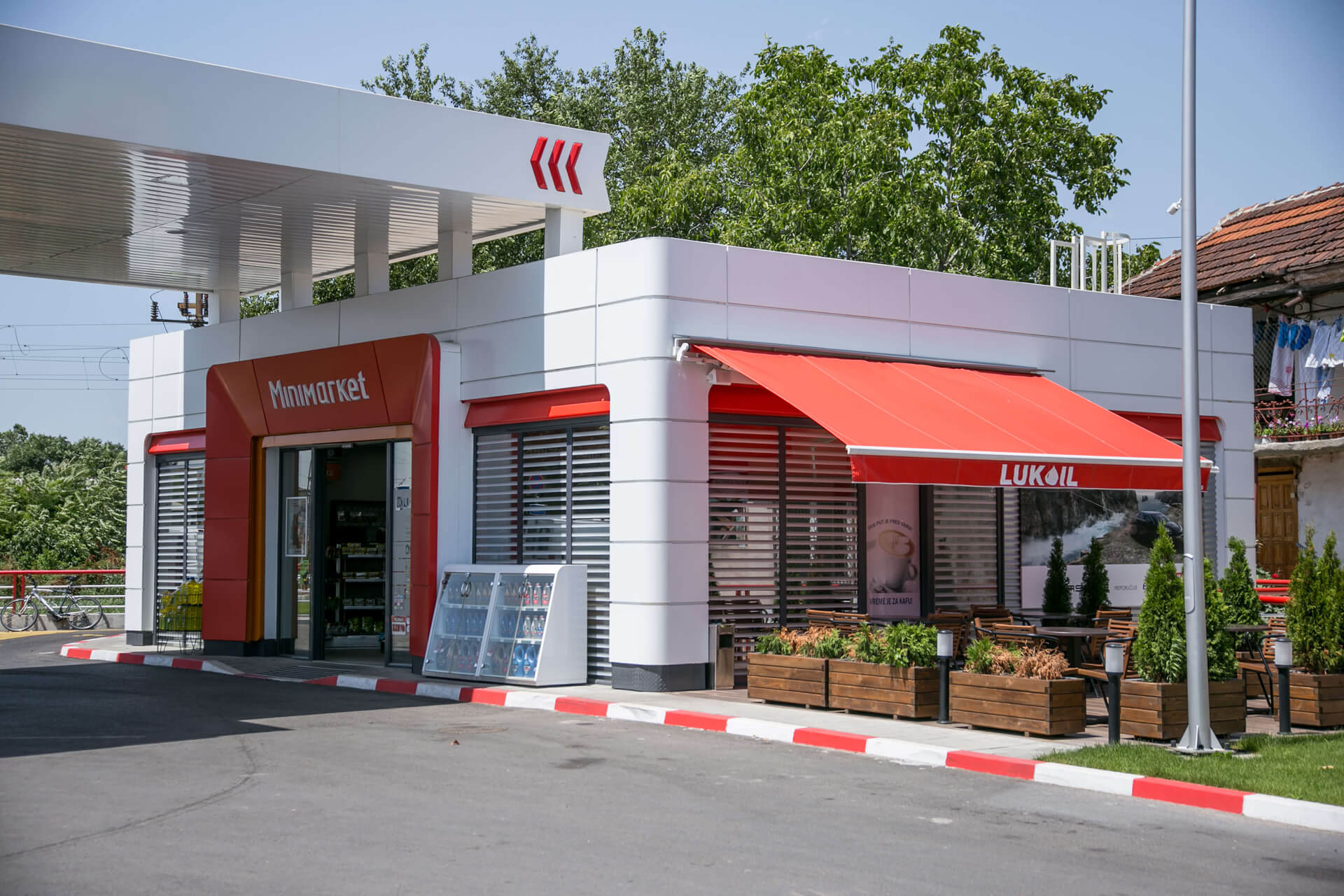 Lukoil Petrol Stations